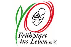 Logo Frühstart ins Leben e.V.