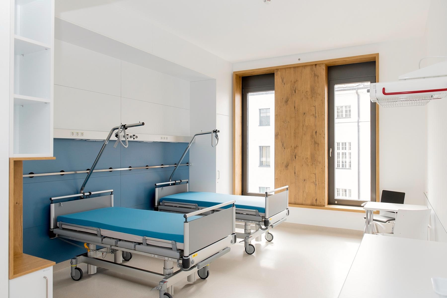 LMU Klinikum Innenstadt Patientenzimmer