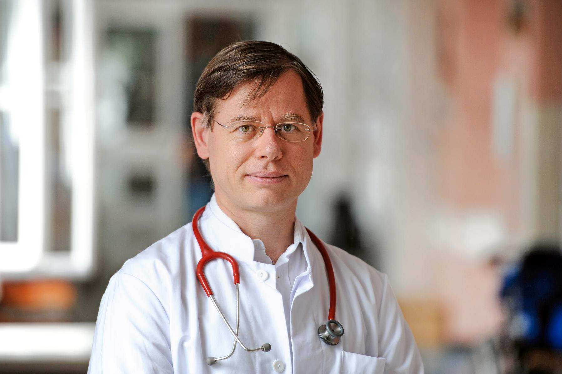 Prof. Dr. med. Dr. sci. nat. Christoph Klein