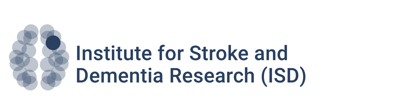 Institute for Stroke and Dementia (ISD) Logo