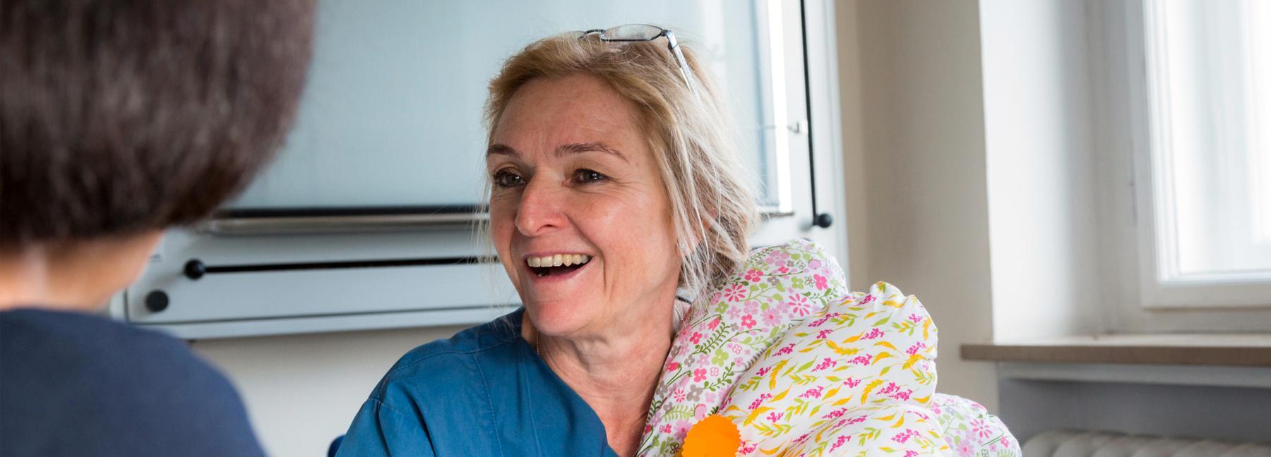 Bilder aus der LMU Frauenklinik