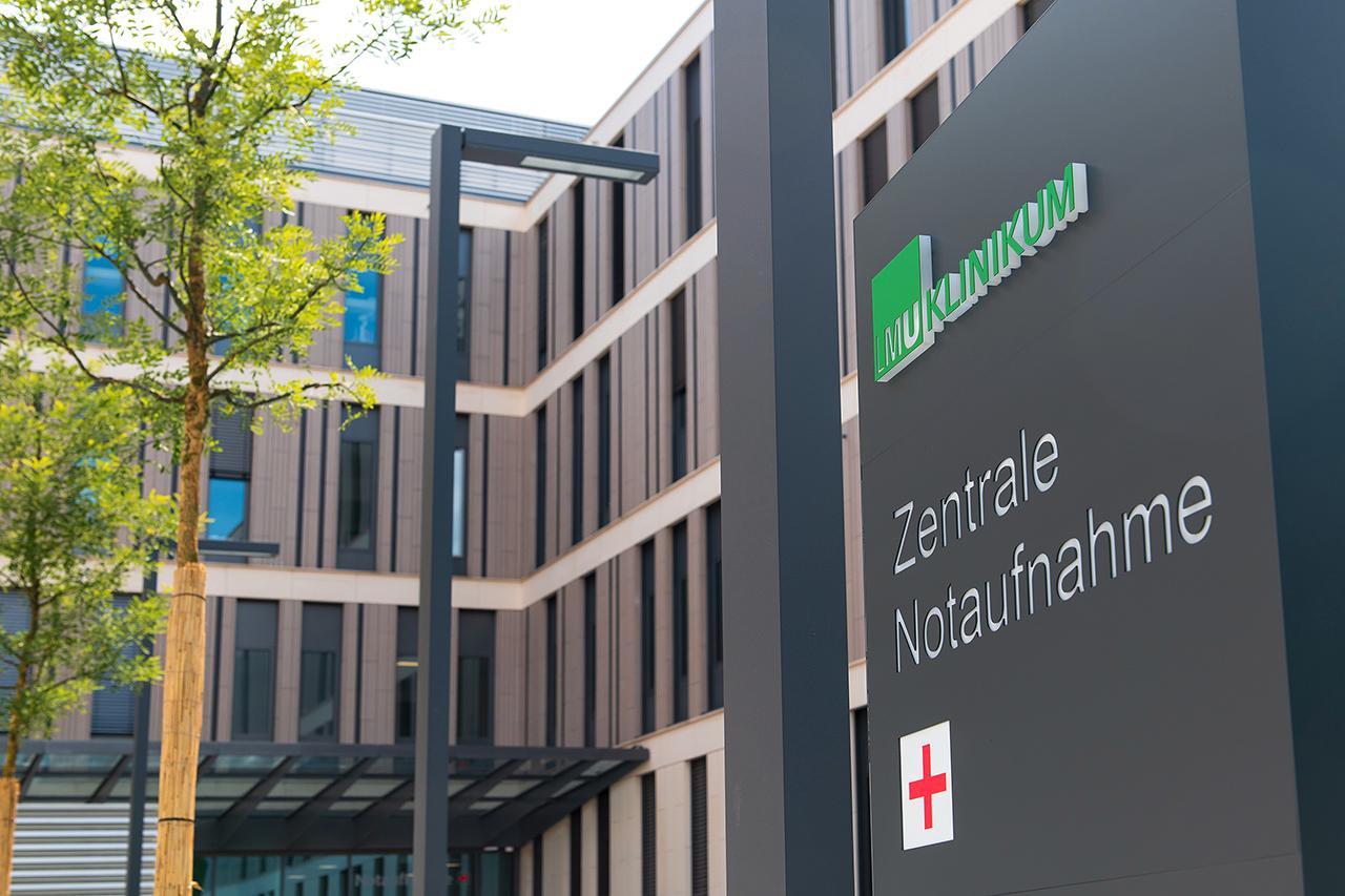 LMU Klinikum München: Zentrale Notaufnahme am Klinikum Innenstadt