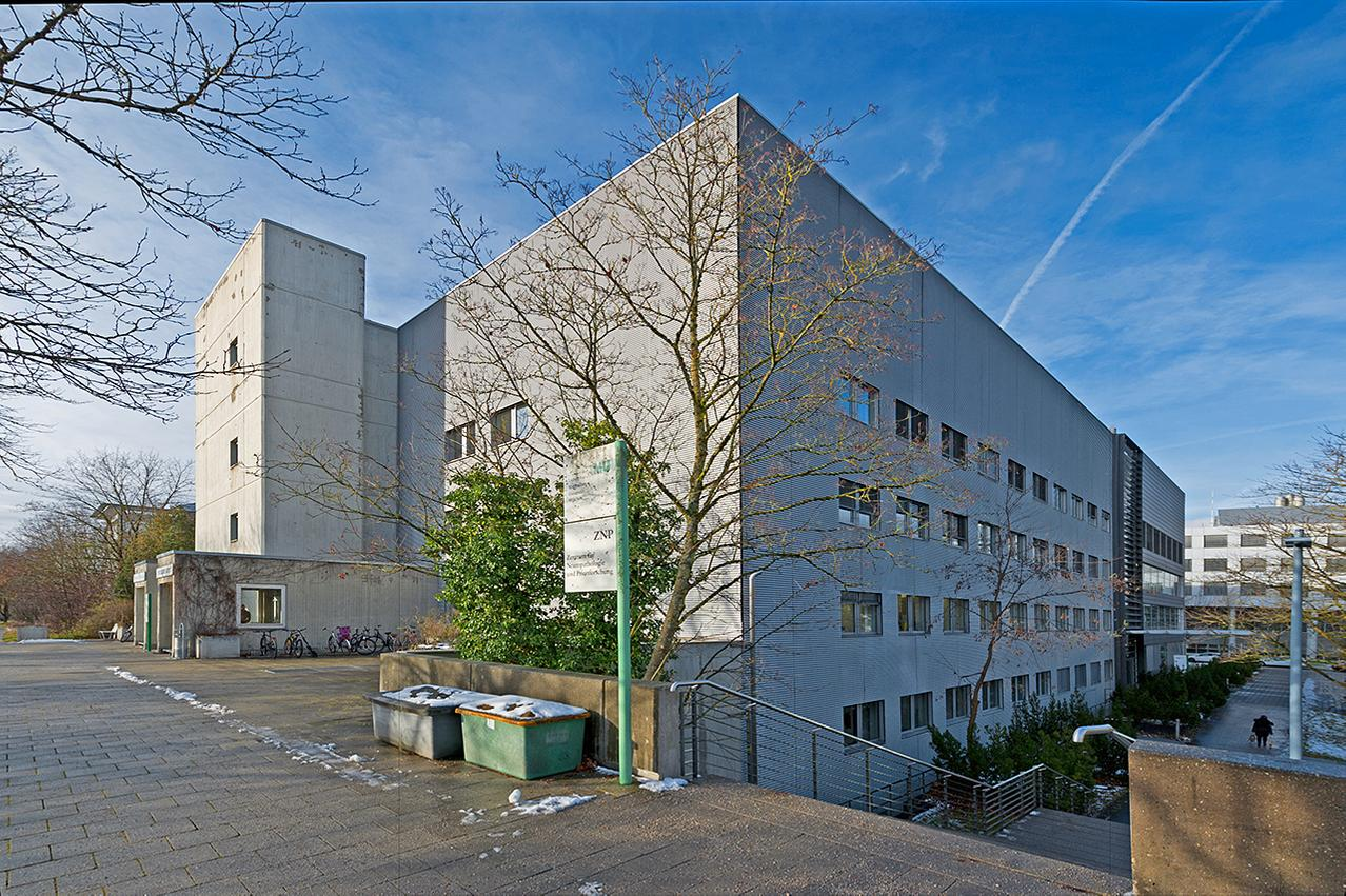 LMU Klinikum München:Im Walter-Brendel-Zentrum befinden sich das Institut für Chirurgische Forschung, sowie das Institut für Kardiovaskuläre Physiologie