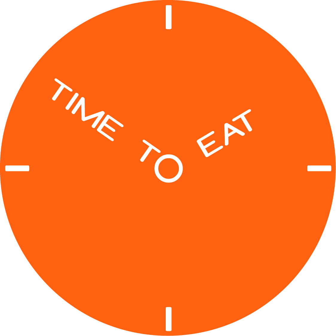 Time To Eat Logo