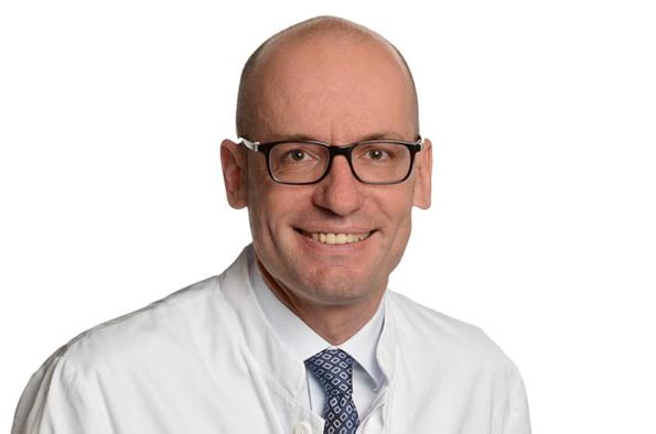Prof. Dr. med. Sven Mahner, Direktor der LMU Frauenklinik