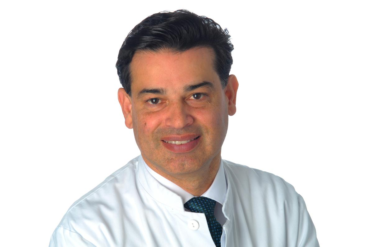 PD Dr. Eduard Kraft