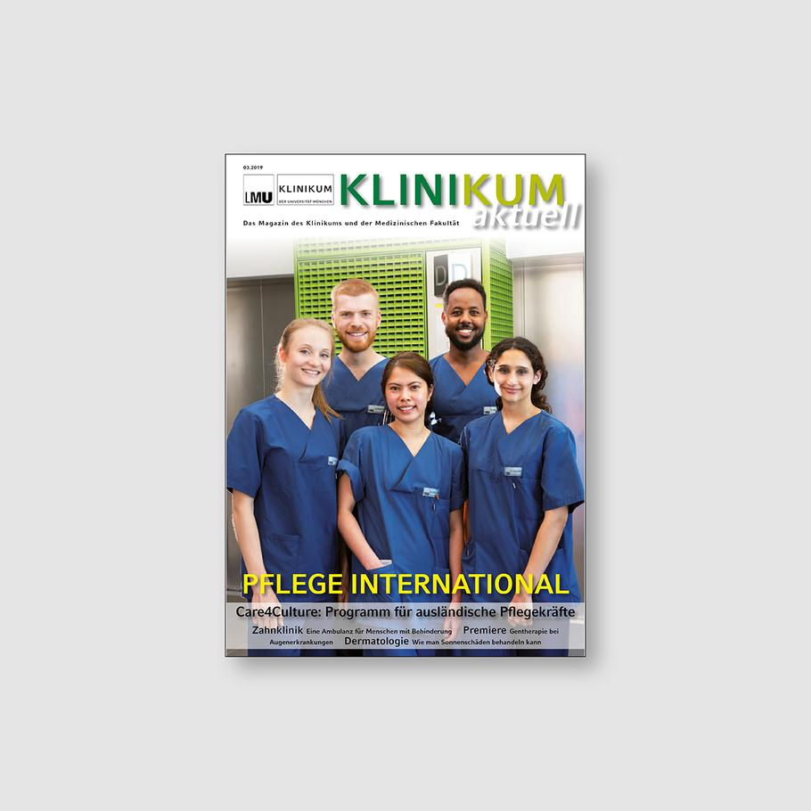 Klinikum aktuell Ausgabe 3/2019