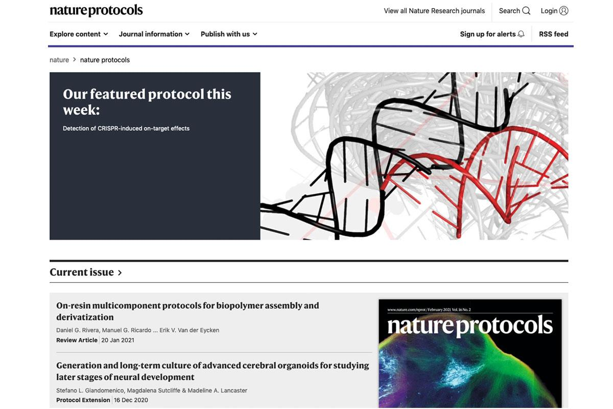 Nature-Protocols