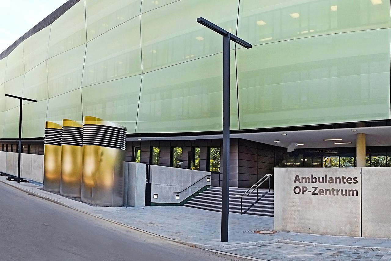 LMU Klinikum München: Das Ambulante OP-Zentrum am Campus Großhadern