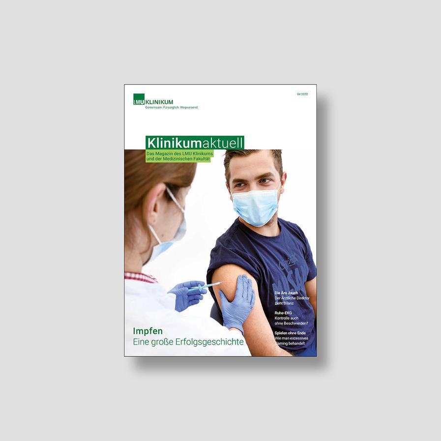 Klinikum aktuell Ausgabe 4/2020