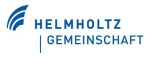 Helmholtz Gemeinschaft Logo