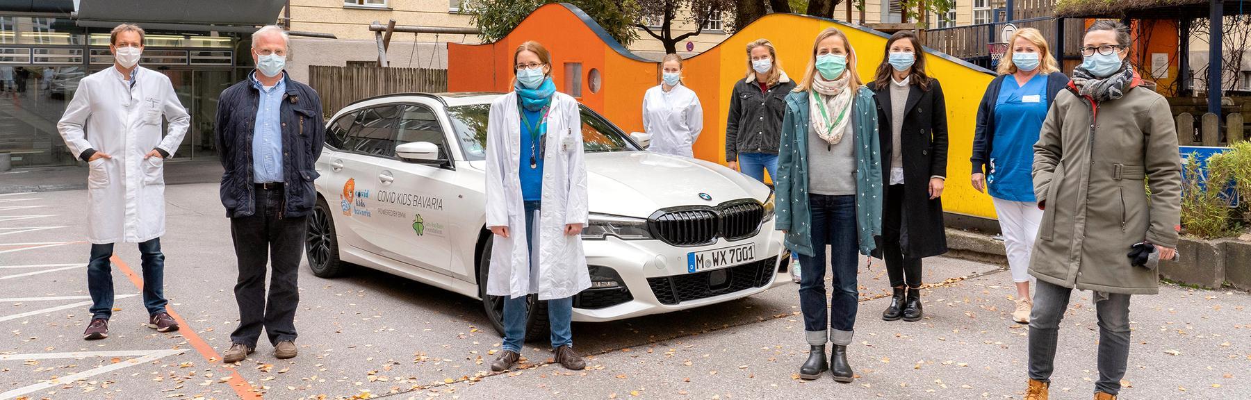 Studienteam des LMU Klinikum München