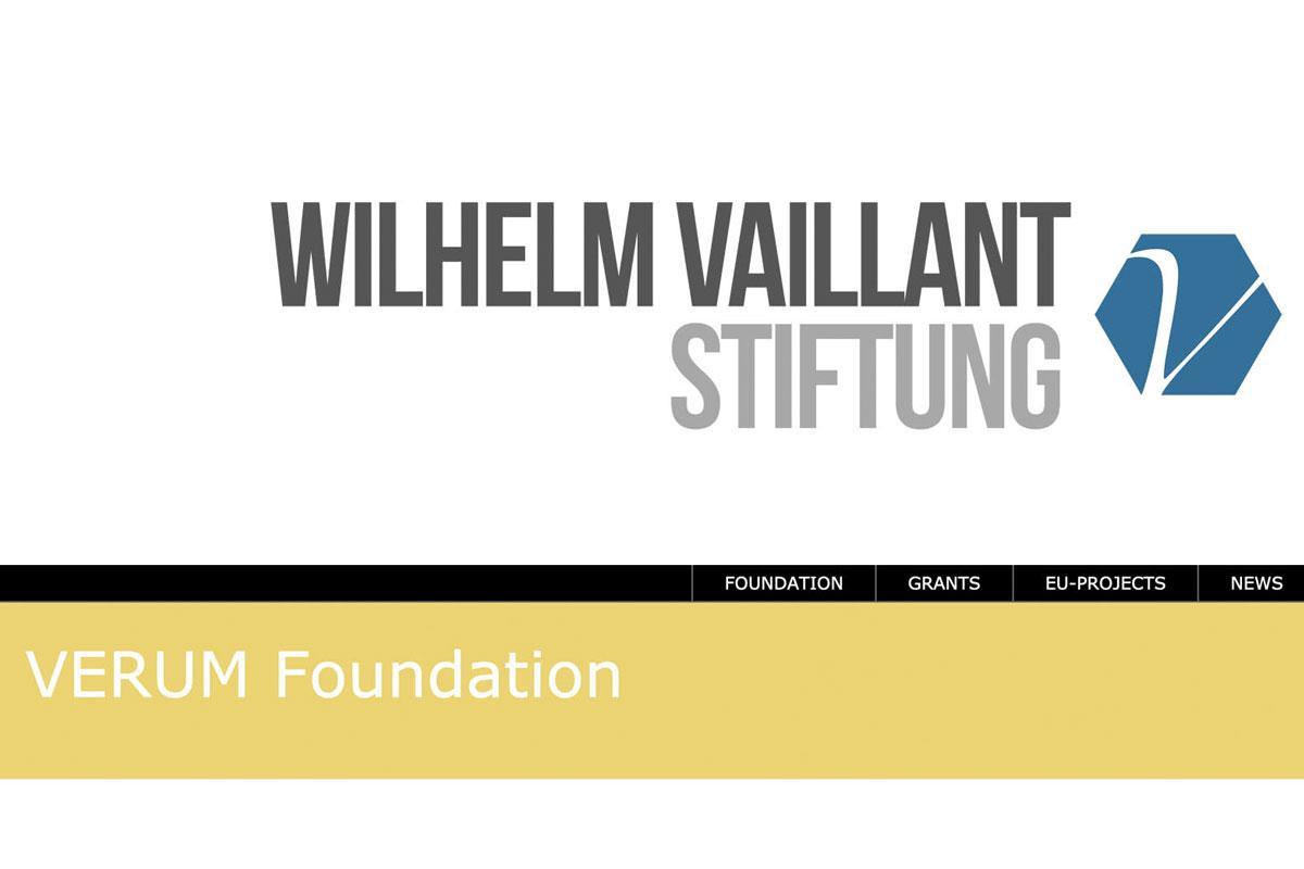 Wilhelm Vaillant Stiftung