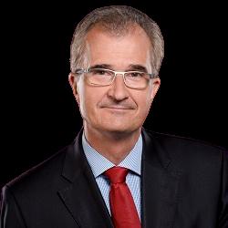 Peter Falkai, Klinikdirektor der Nußbaumstraße Psychiatrie in München
