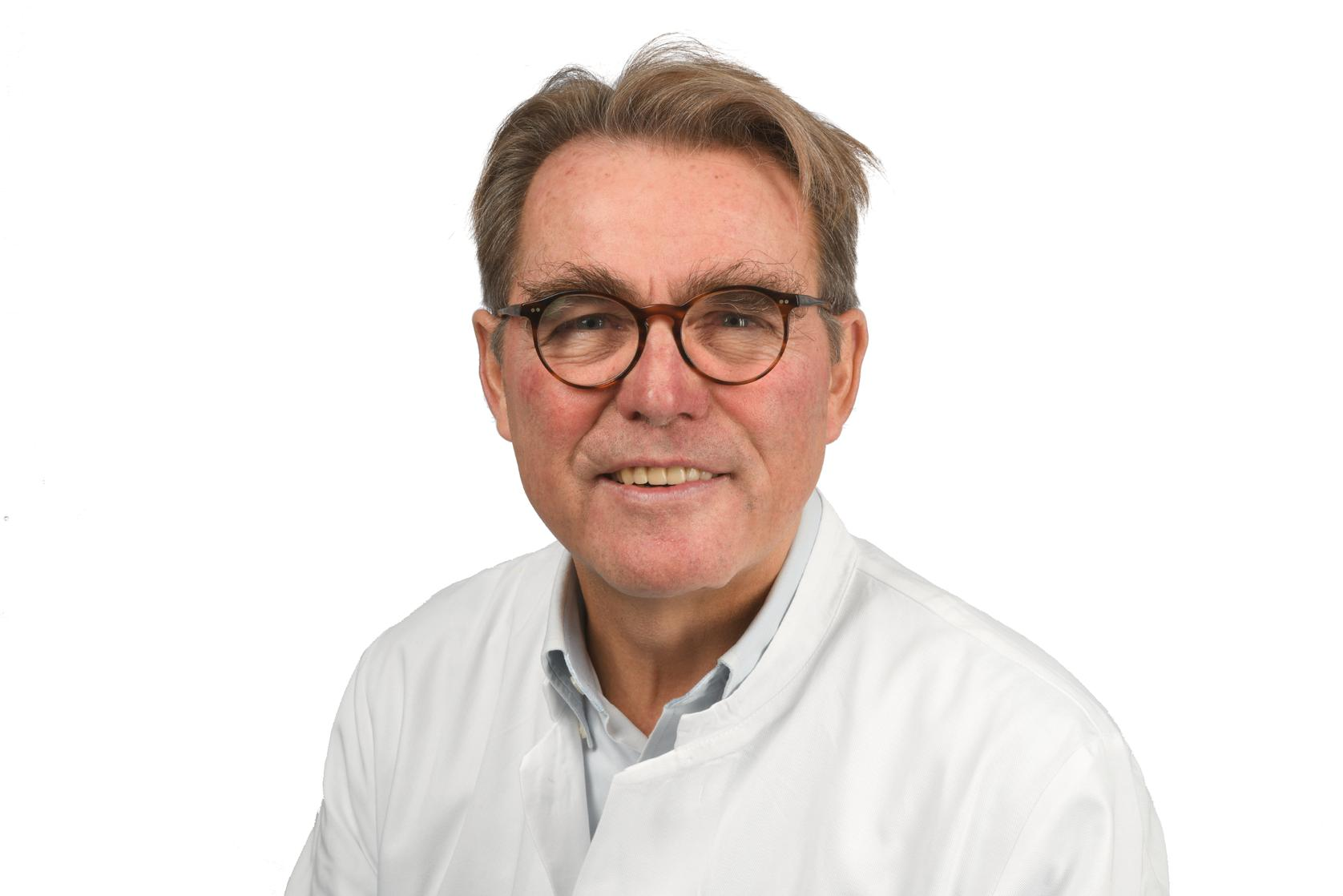 Univ.-Prof. Dr. med. Christian J. Thaler, Leiter des Hormon- und Kinderwunschzentrums