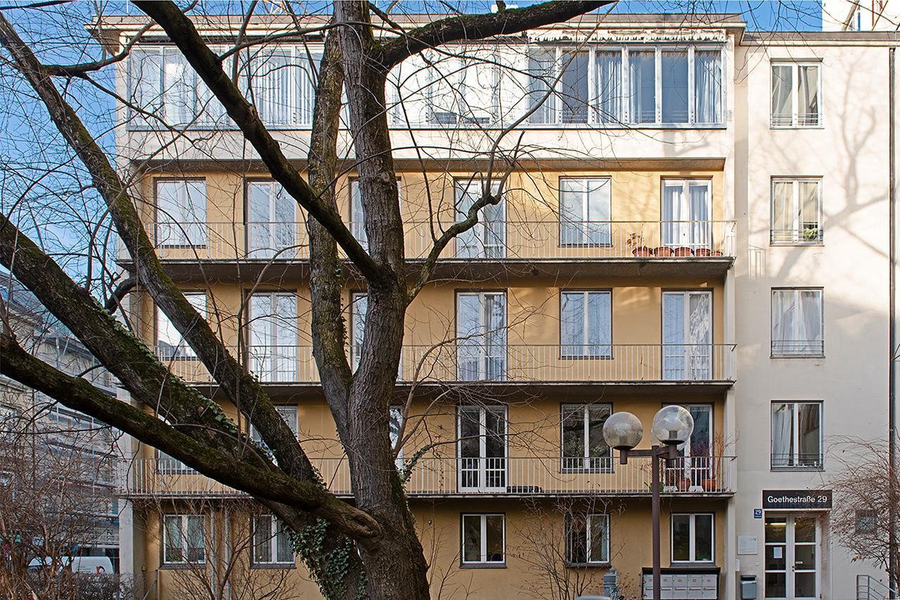 LMU Klinikum München: In der Gothestraße 29 befindet sich das Institut für Humangenetik