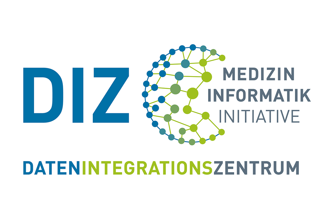 Logo der Medizin-Informatik-Initiative/Datenintegrationszentrum (DIZ)