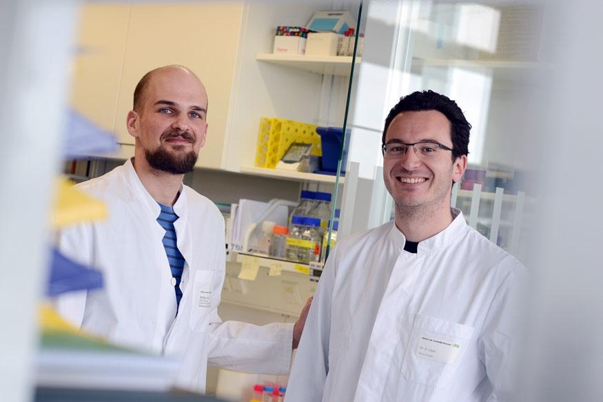 Dr.Stefan Roth and Dr. Arthur Liesz