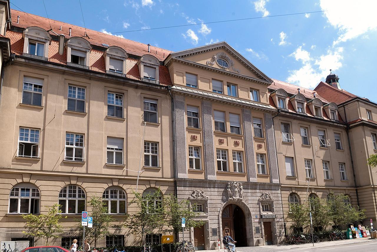 LMU Klinikum: Die Klinik und Poliklinik für Frauenheilkunde und Geburtshilfe in der Maistraße 11
