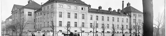 Historie Klinik für Psychiatrie