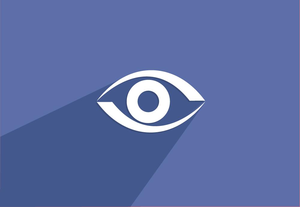 Grafik eines Auge