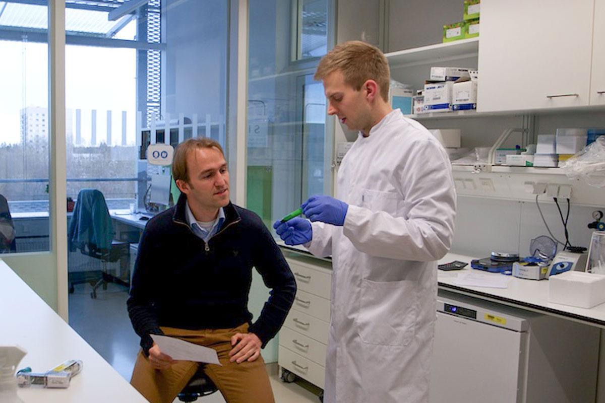 Julien lab