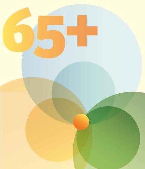 Logo: Krebs im Alter (KiA)