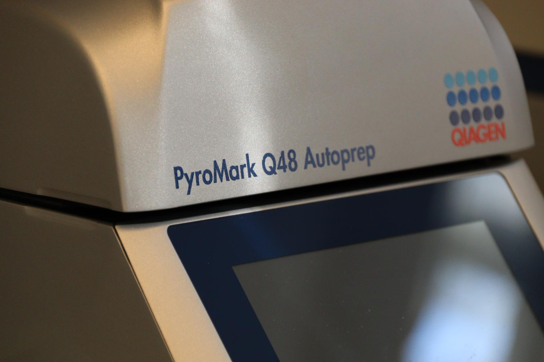 Pyromark Q48 Autoprep