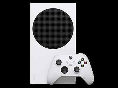 Microsoft Xbox Series S mit Controller