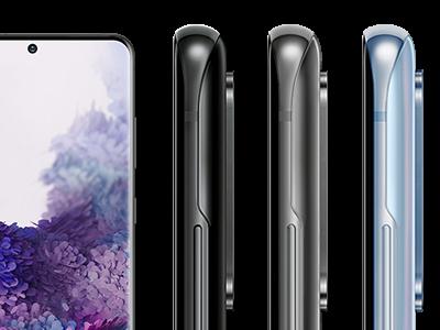 Samsung Galaxy S20+ in allen Farben