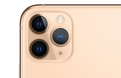 Apple iPhone 11 Pro angeschnitten