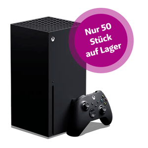Xbox Series X nur für kurze Zeit verfügbar