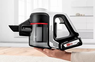 Bosch Unlimited 6 als Handstaubsauger