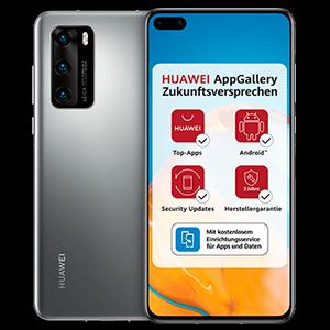 Huawei P40 Silber