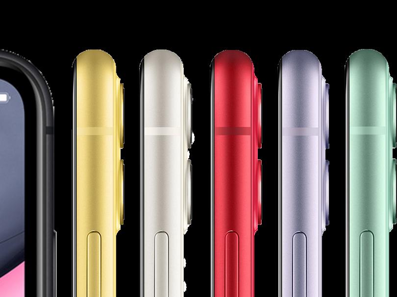 Apple iPhone 11 in allen Farben