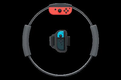 Nintendo Switch Ring Fit Adventure Zubehör