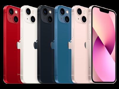 Apple iPhone 13 in allen Farben