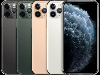 Apple iPhone 11 Pro in allen Farben