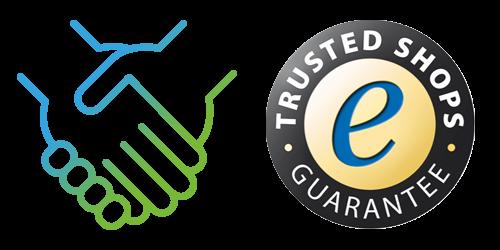 sparstrom ist Trusted Shops zertifiziert