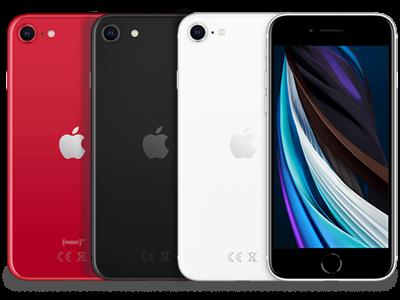 Apple iPhone SE in allen Farben