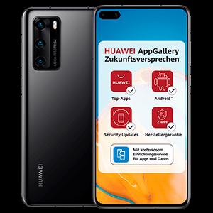 Huawei P40 Pro Schwarz
