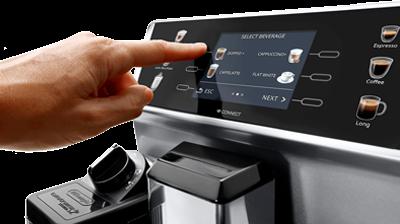 Delonghi Kaffeevollautomat Bedienung
