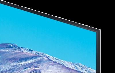 Samsung 65 Zoll Fernseher angeschnitten