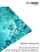 Die Münsteraner Bad-Manufaktur baqua wird Mitglied im wibutler alliance e.V.