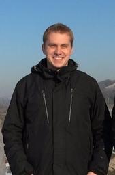 Niklas Erdmann, Absolvent des Studiengangs