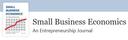 Small Business Economics Cover