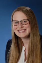 Jessica Schenk, Praxissemester als Assistentin der Geschäftsführung bei der Diakoniestation Heilbronn e.V.