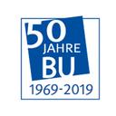 50 Jahre BU Logo