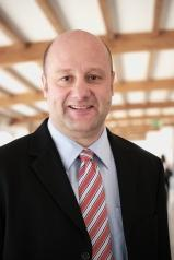 Prof. Dr. Uwe Strohbeck, Graduate EL (ESE) - Dean of the Faculty of Industrial Engineering and Management at the Rosenheim University of Technology
