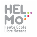 Logo HELMo Haute Ecole Libre Mosane